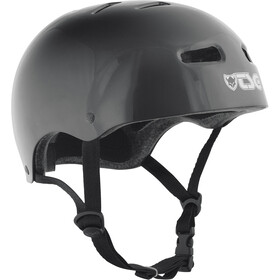 TSG Skate/BMX Injected Color Helmet Men injected black